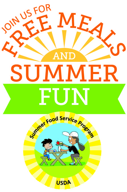 Summer food service program icon
