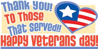 Veteran's Day clipart