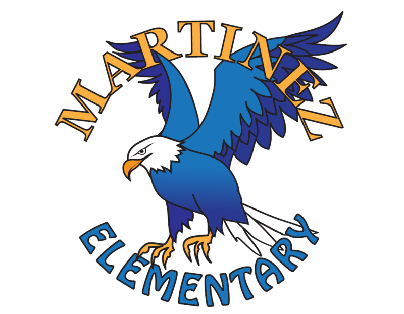 Martinez Eagle logo
