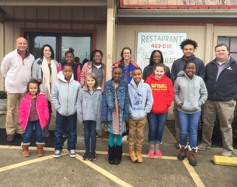 S.C. October students of the month