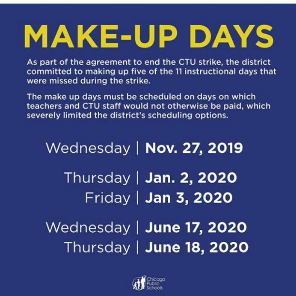 Make-up Days Featured Photo