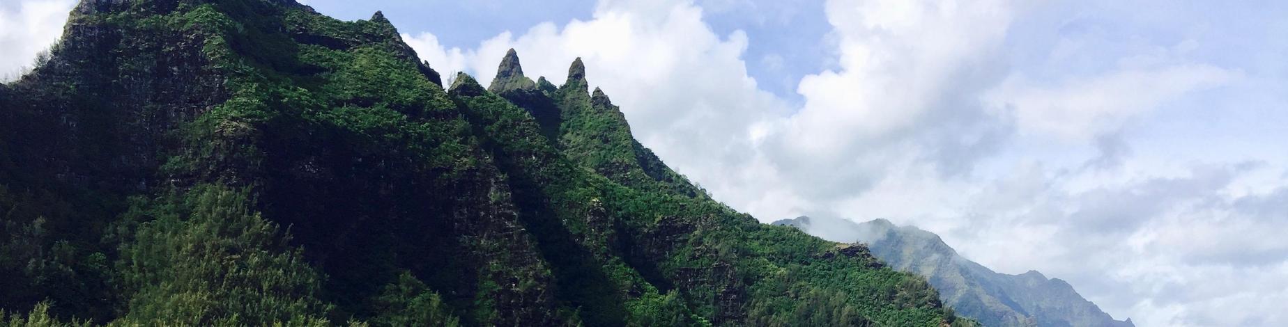 Haena Mountains