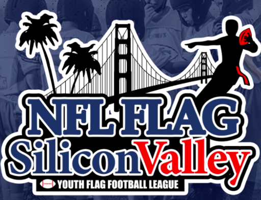 Silicon Valley Flag Football Logo