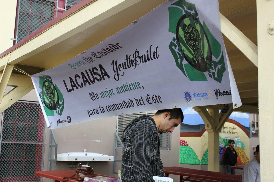Green the Eastside banner