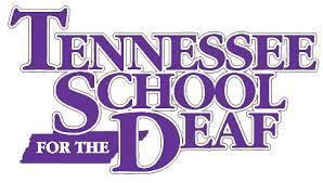 School Logo for Tennessee School for the Deaf