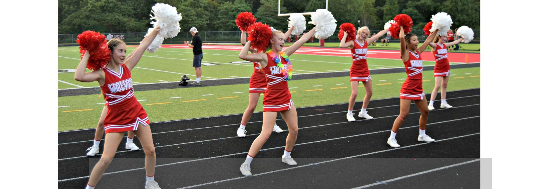 RSHS Cheerleaders