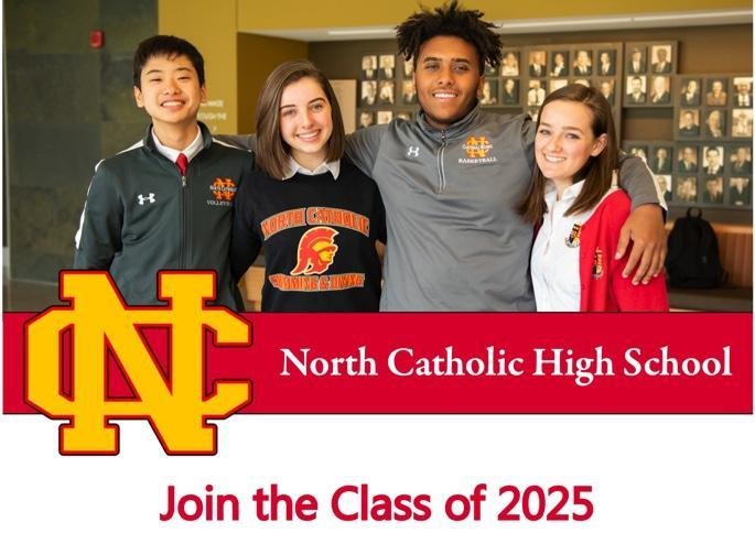 Placement Test North Catholic High School