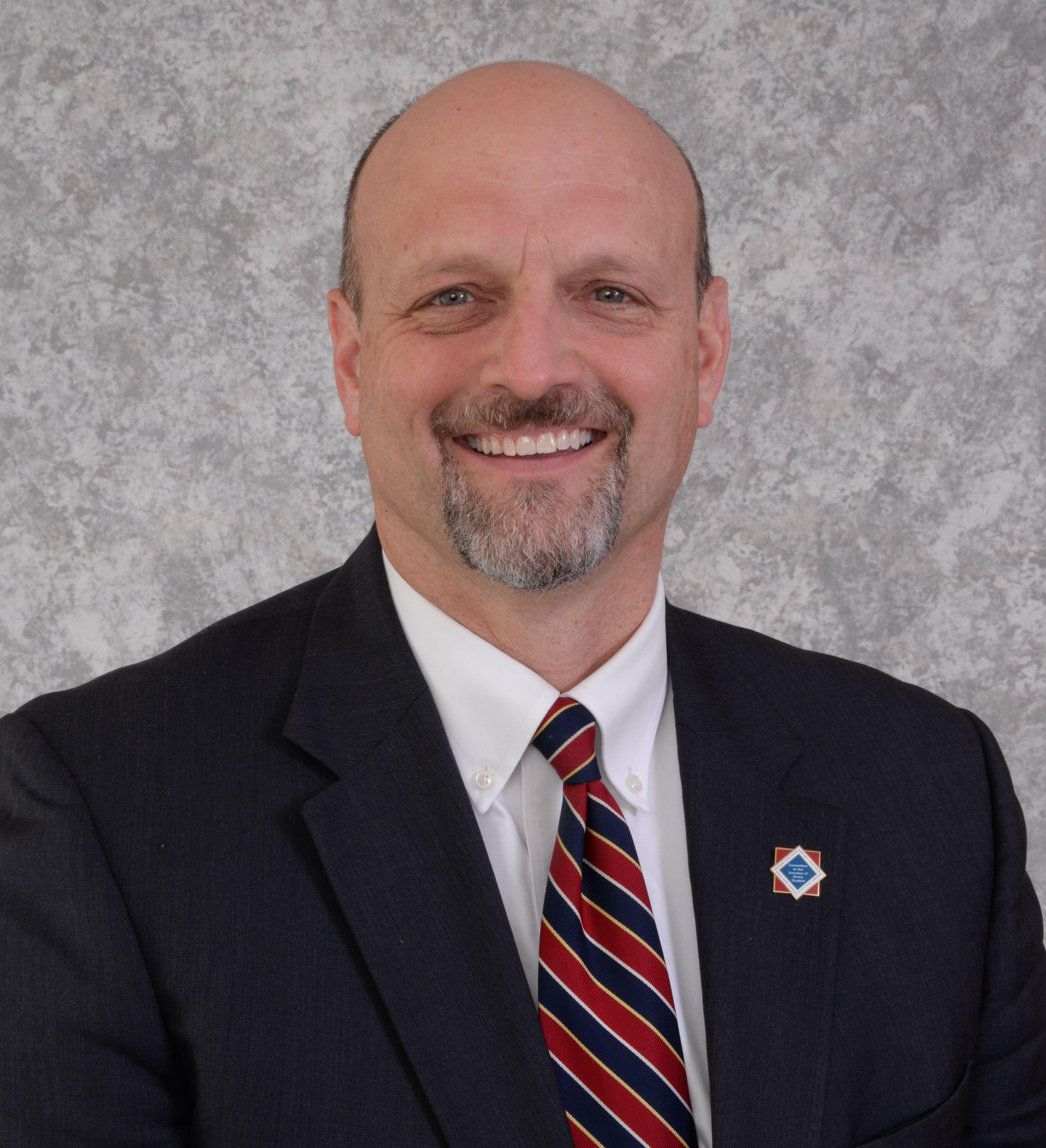 Brian Ratliff, Superintendent