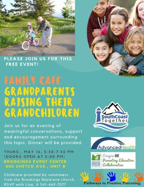 Grandparent Support Group