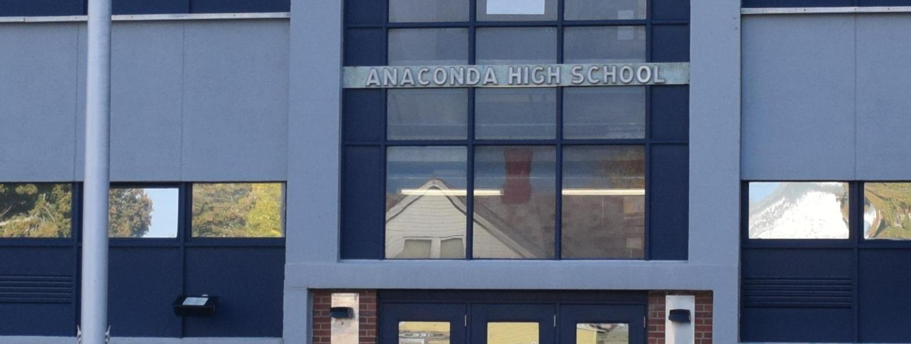 Anaconda Junior/Senior High School