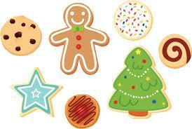 Holiday Cookies Clipart