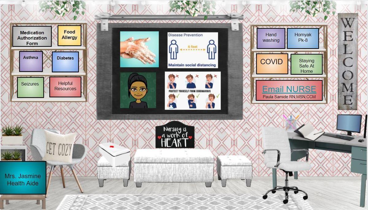 Homyak Health Room