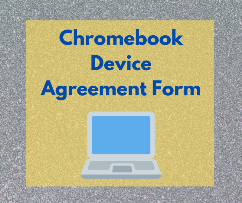 Chromebook Device Agreement