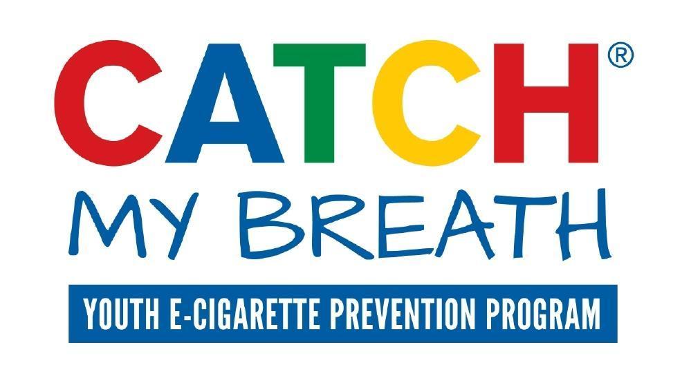 Catch my breath logo