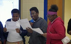 GMMS Black History Month