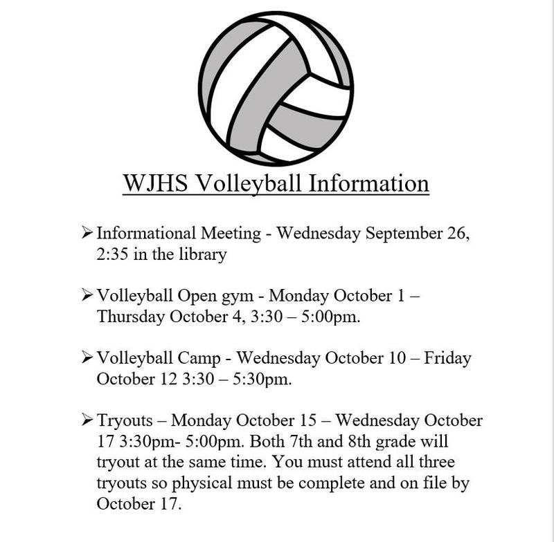 Volleyball Information Featured Photo