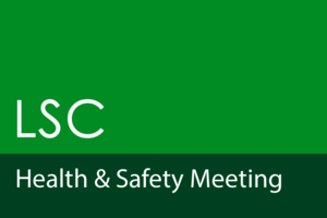 Image LSC Health & Safety Meeting