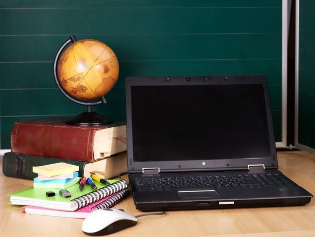 Student Laptop Visual