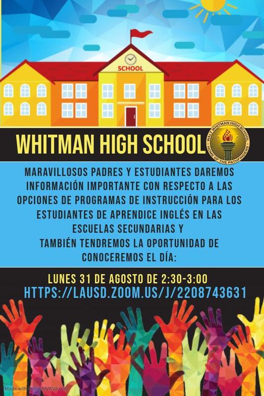 Whitman High School Espanol.jpg