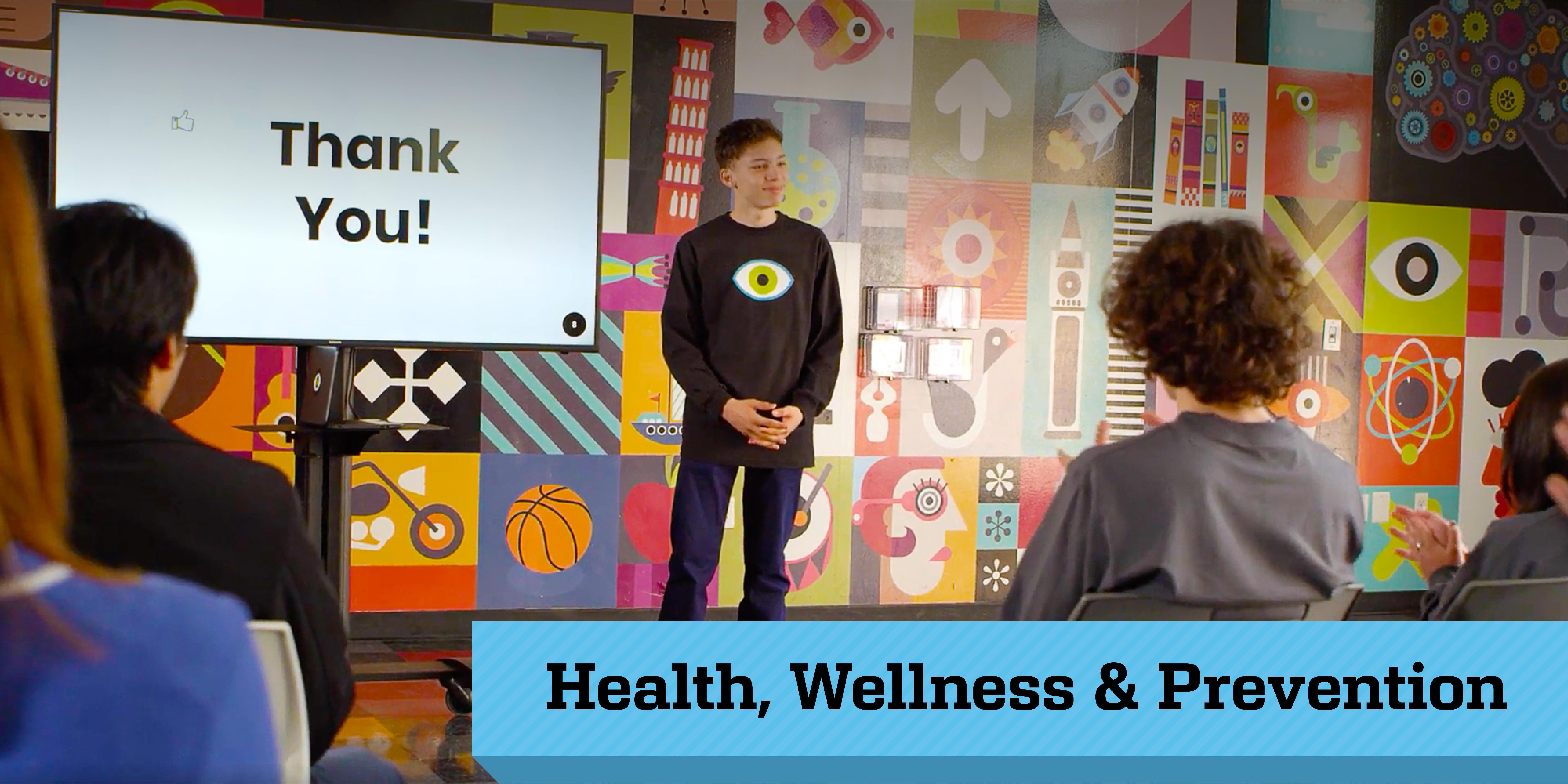 Health Wellness Prevention Urban Discovery Schools