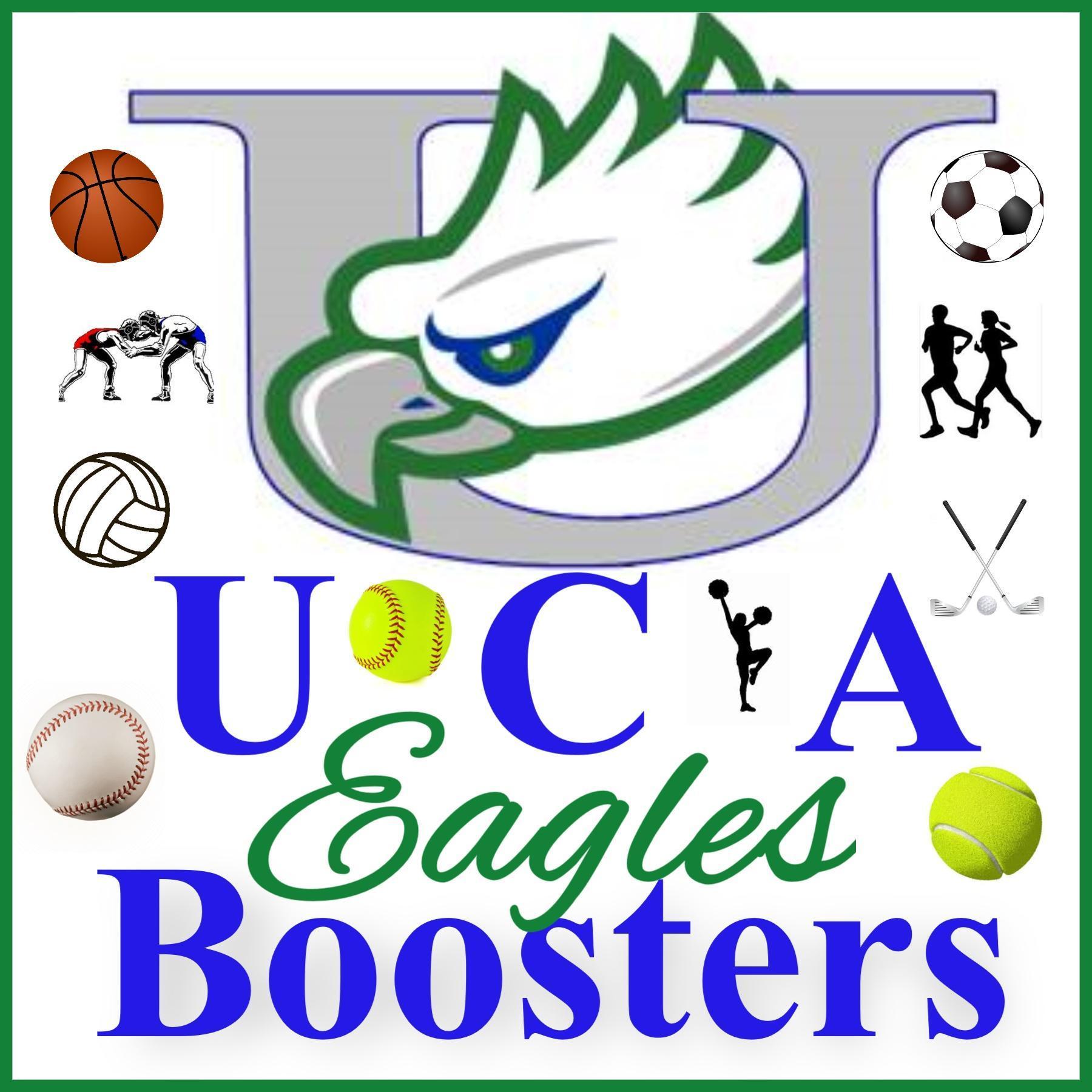 UCA Booster Club Board Application Image