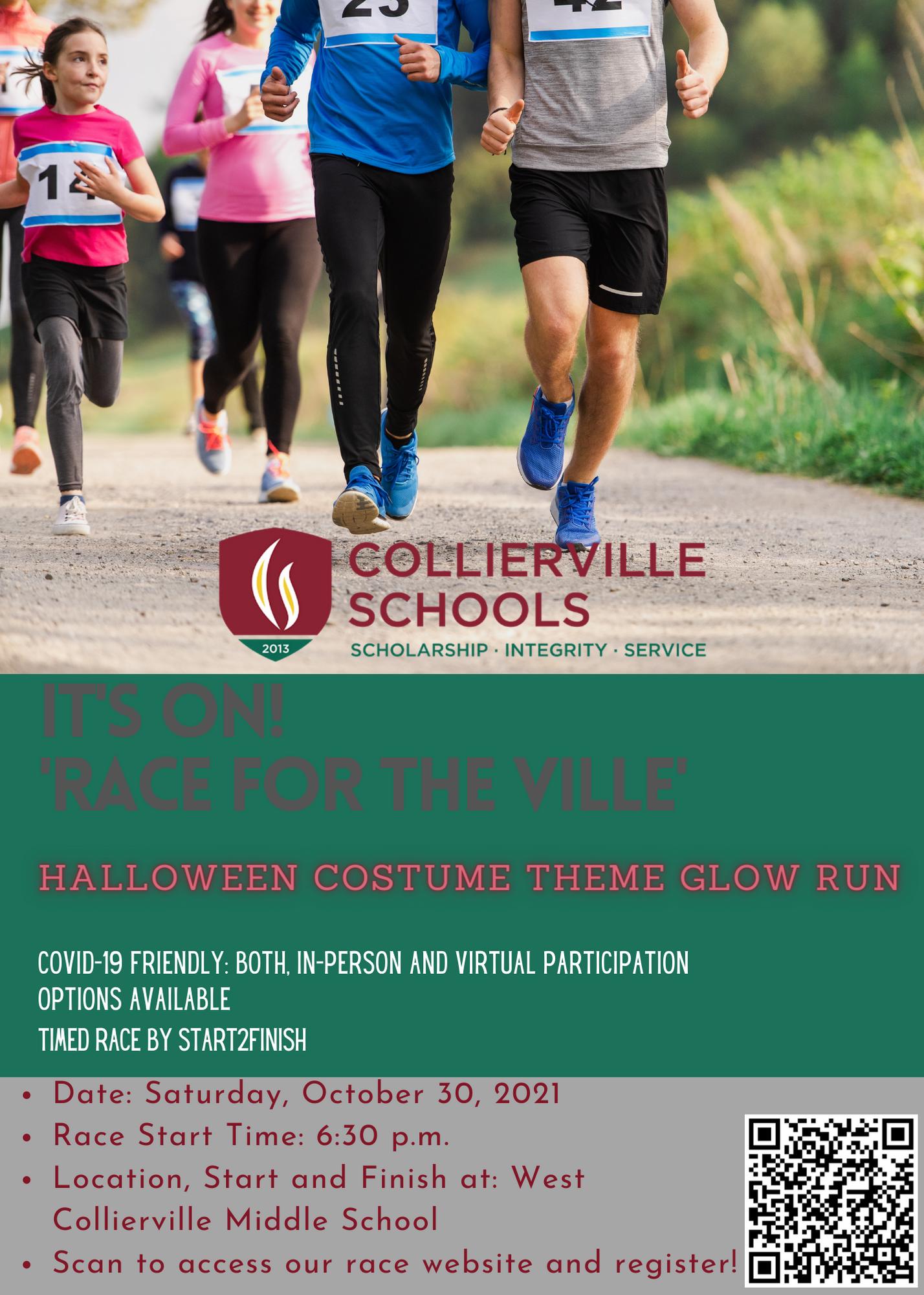 Race for the 'Ville Flyer