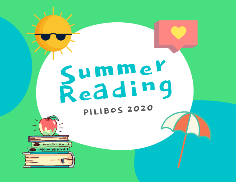 Summer Reading 2020 Featured Photo