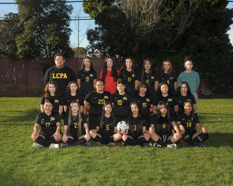 Varsity Girls' Soccer Featured Photo