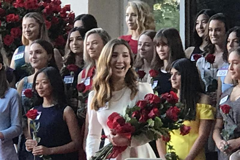 Cole Fox after Tournament of Roses Royal Court Announcement