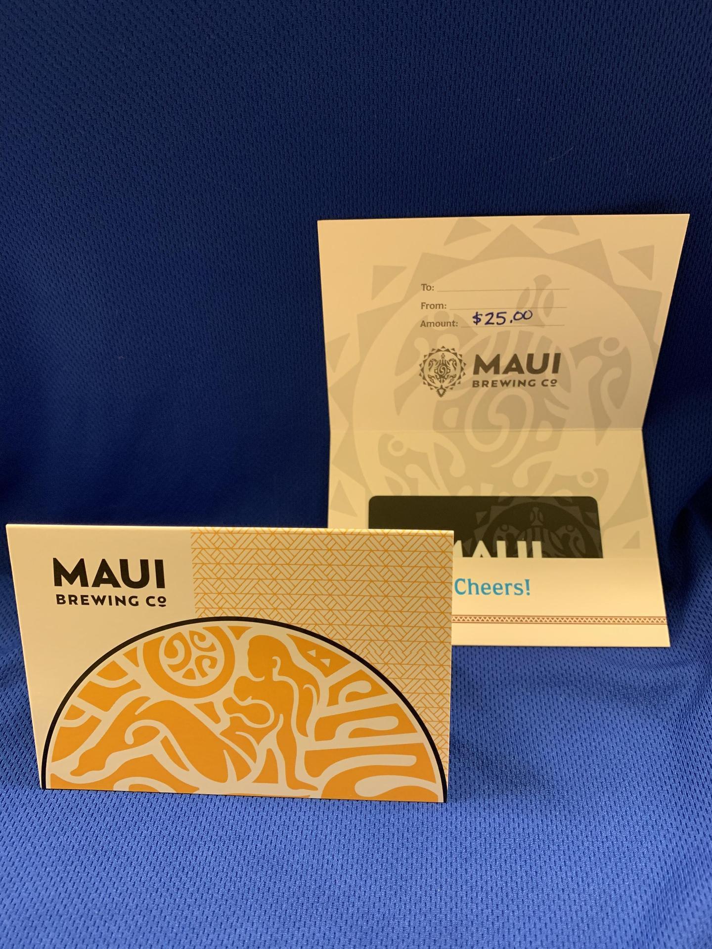 Maui Brewing Company GC