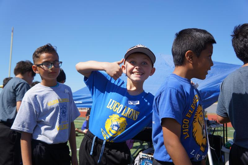 Lynwood Unified Scored First-Place Finishes at SCMAF Track and Field Championships Featured Photo