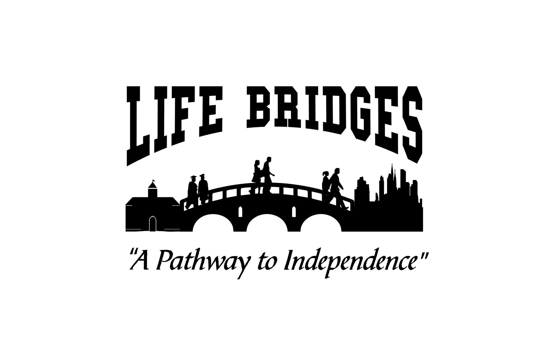 Life Bridges logo