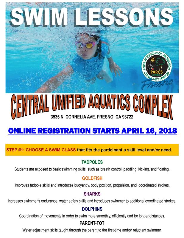 Central Unified Aquatics Complex
