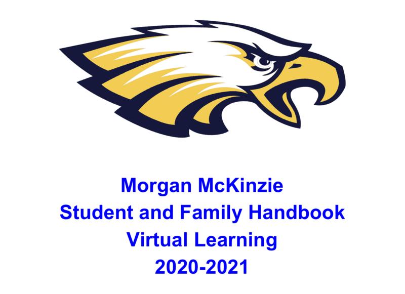 Student Handbook - Virtual Learning 2020-21