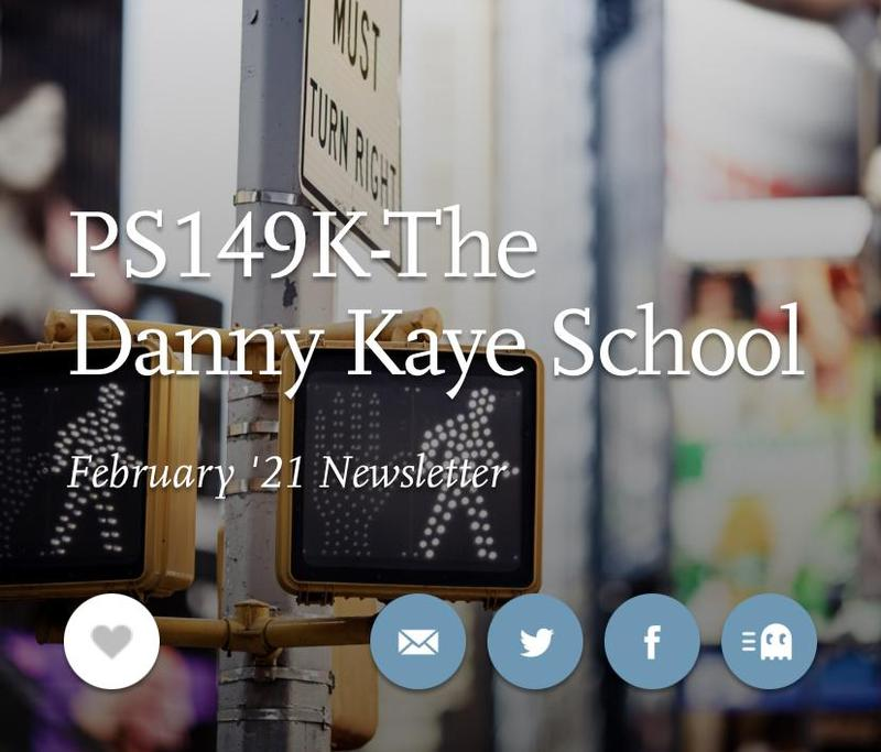 PS149 February '21 Newsletter Featured Photo