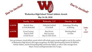 WHS Virtual Athletic Awards