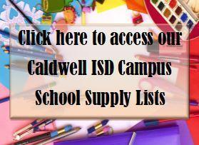 2020-2021 CISD School Supply Lists Featured Photo
