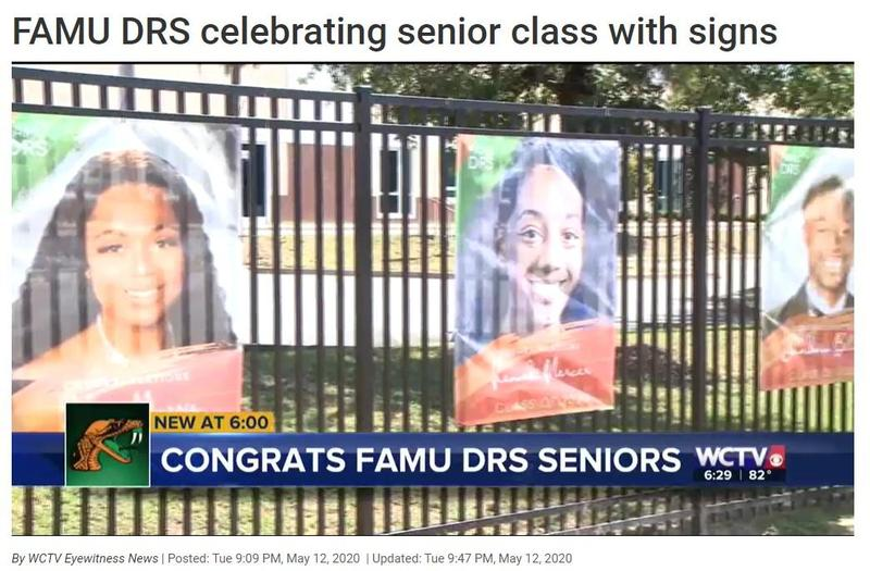 FAMU DRS Celebrating Senior Class Featured Photo