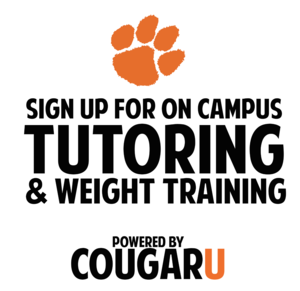 tutoring and wt room sign up link