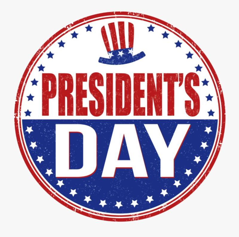 SCHOOLS ARE CLOSED, MONDAY,  FEBRURAY 15, 2021, FOR PRESIDENT'S DAY Featured Photo