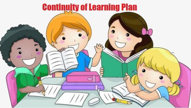 Continuity of Learning Plan Thumbnail Image