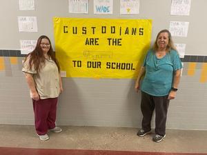Custodian Appreciation Week