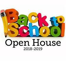 Open House 2018-2019 Featured Photo