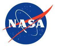 Logo: NASA Kids