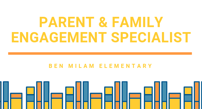 Parent and Family Engagement Specialist