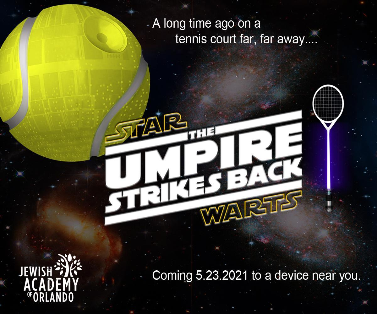 STAR WARTS: THE UMPIRE STRIKES BACK Image