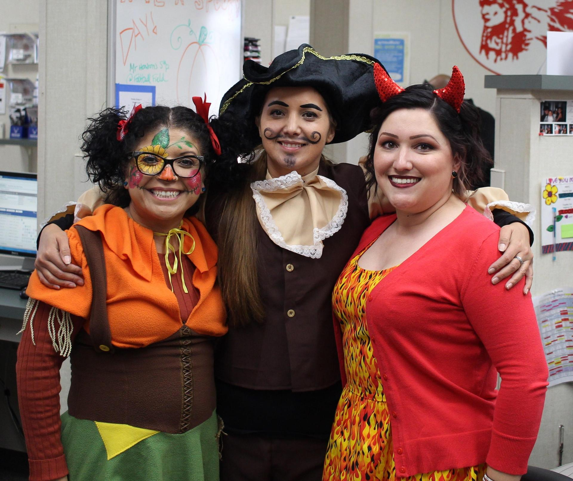 Ms. Martinez, Ms. Rodriguez, Ms. VanTassel
