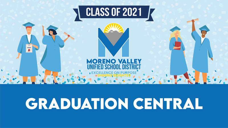 MVUSD Graduation Central