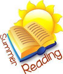 summer reading clipart