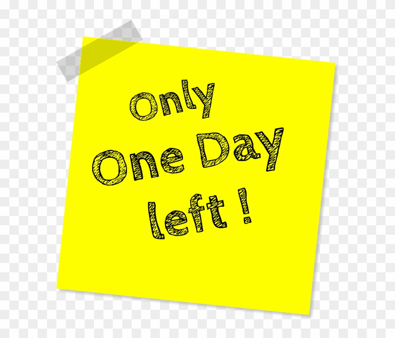 ***ONLY ONE DAY LEFT TO PICKUP YEARBOOKS*** Featured Photo